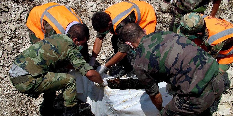angriff syrischer rebellen auf us basis