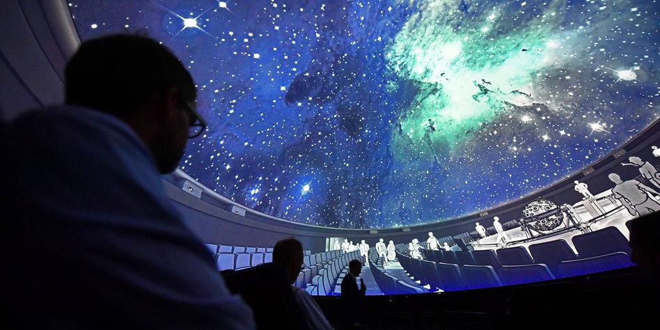 Planetarium Prenzlauer Allee