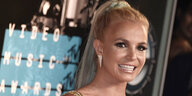 Britney Spears bei den Video Music Awards.