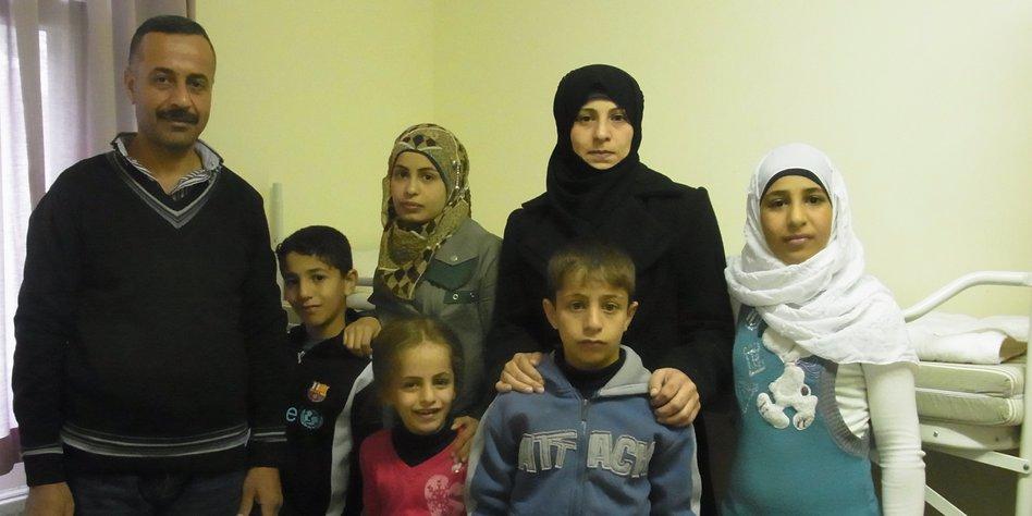 Syrien Kopftuch
