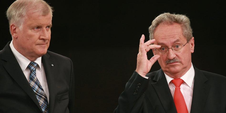 Ticker Zur Bayernwahl Vermutlich Gibt Es Tote Tazde
