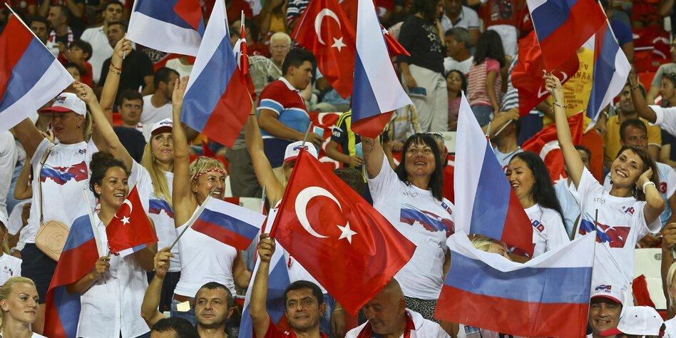 beziehung russland türkei