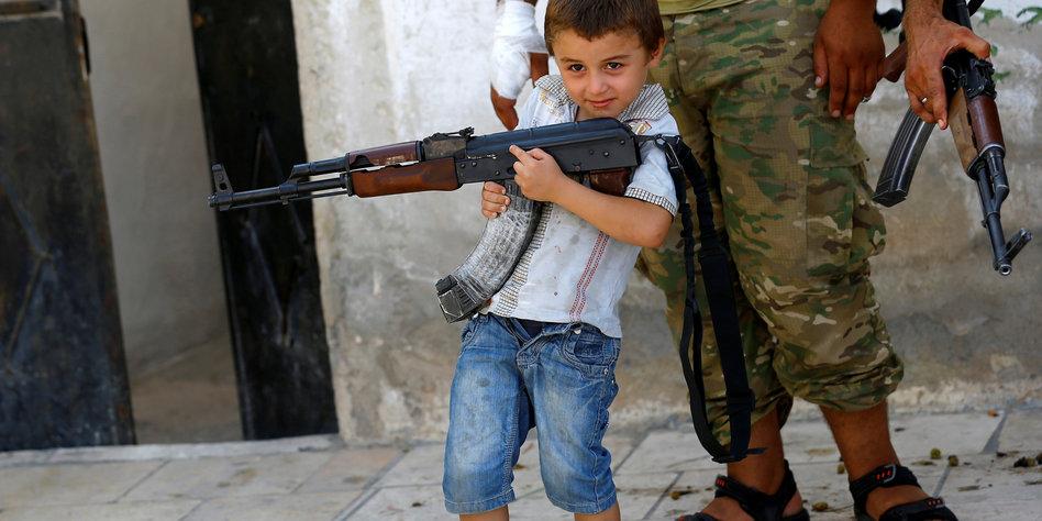 Krieg Syrien Türkei