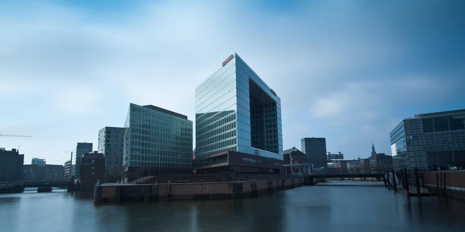 Aufstand beim spiegel ressortchefs gegen blome for Spiegel wochenzeitung