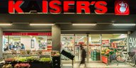 Kaiser's Supermarkt in Berlin