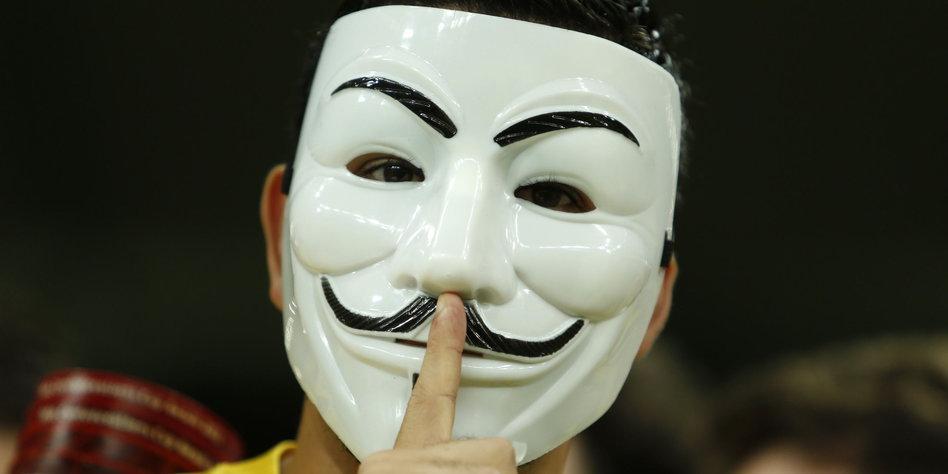 Postfach anonym