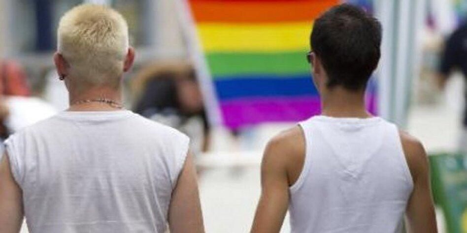 werden homoehen auch geschieden