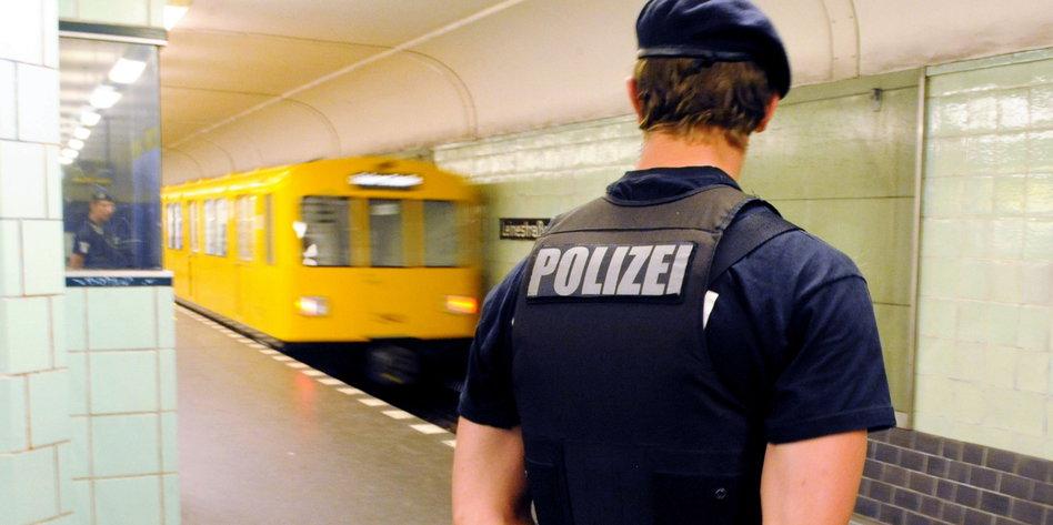 polizist einfacher dienst