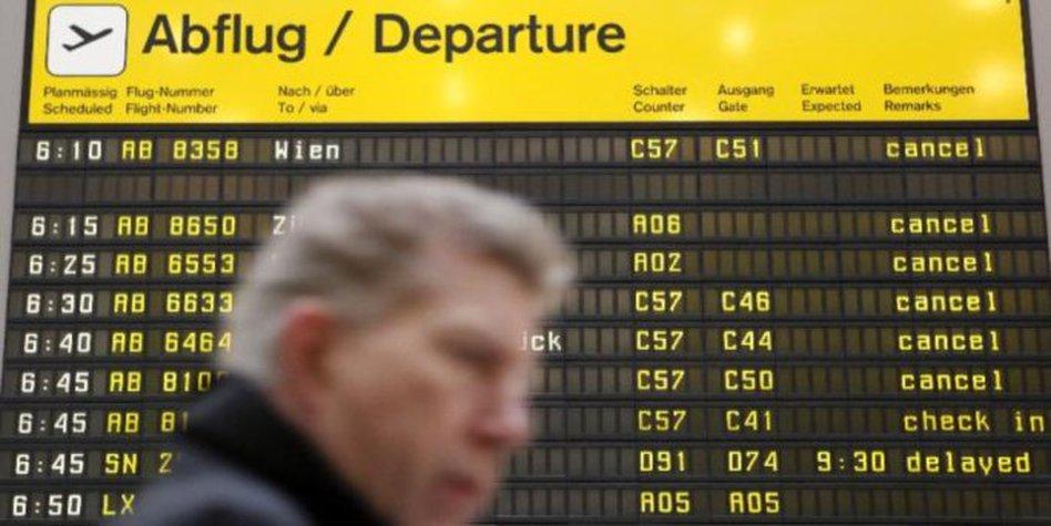 airport tegel abflüge