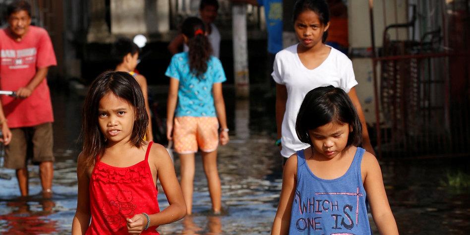 Gleichberechtigung auf den Philippinen: Dem Macho Paroli