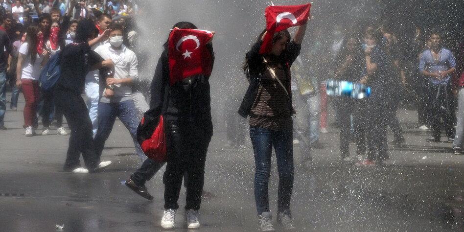 Türkei Aufstand