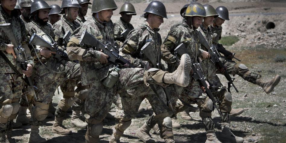 Friedensbewegung in Afghanistan: Plauschen mit den Taliban