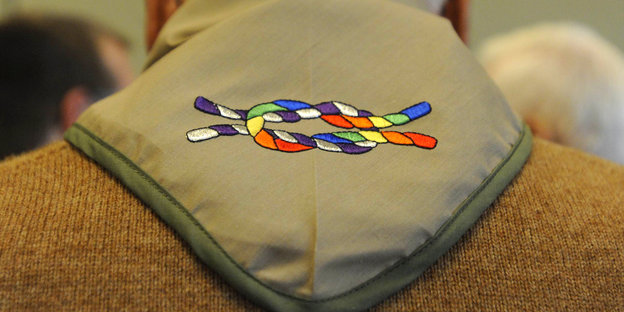 Gay Scout Führer in der BSA