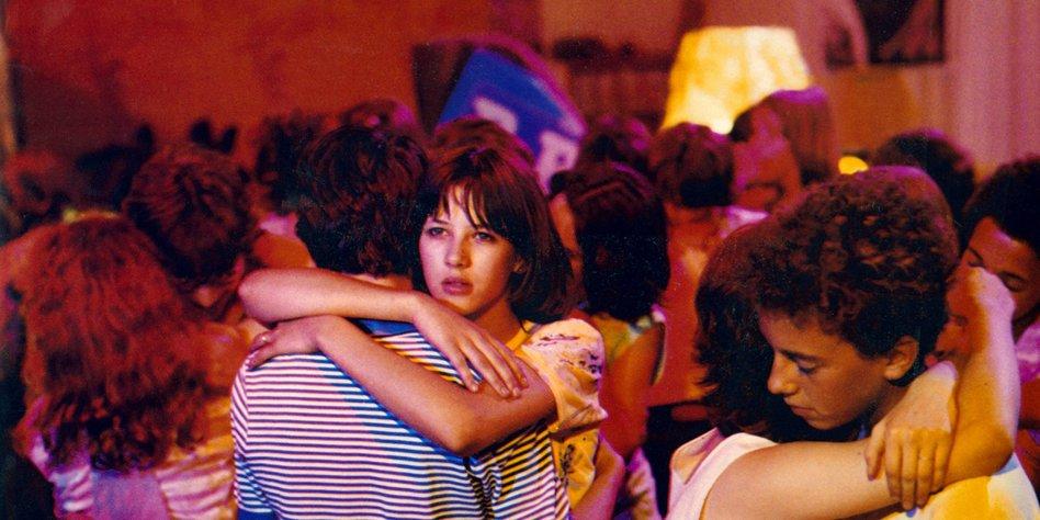 Film la vic boom The Party