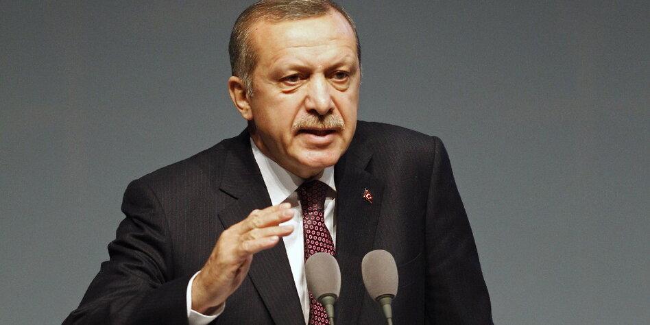 Erdogan geht von Giftgaseinsatz aus