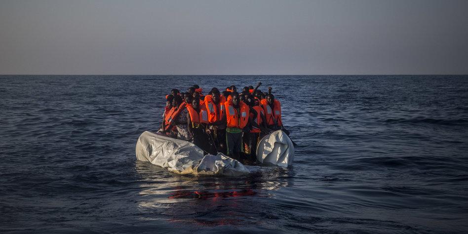 Italien Flüchtlingspolitik