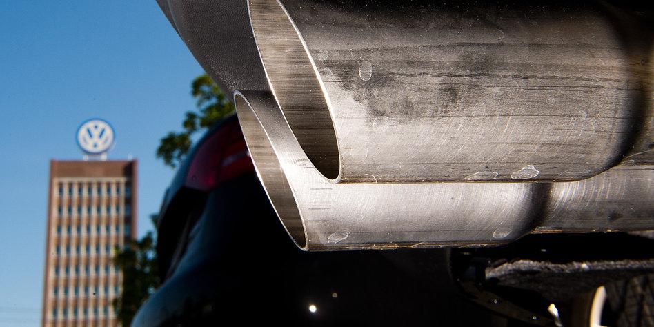 VW-Abgasskandal - es drohen weitere Verfahren
