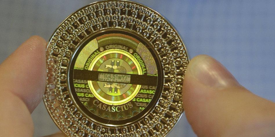 Bitcoin Münze Kaufen