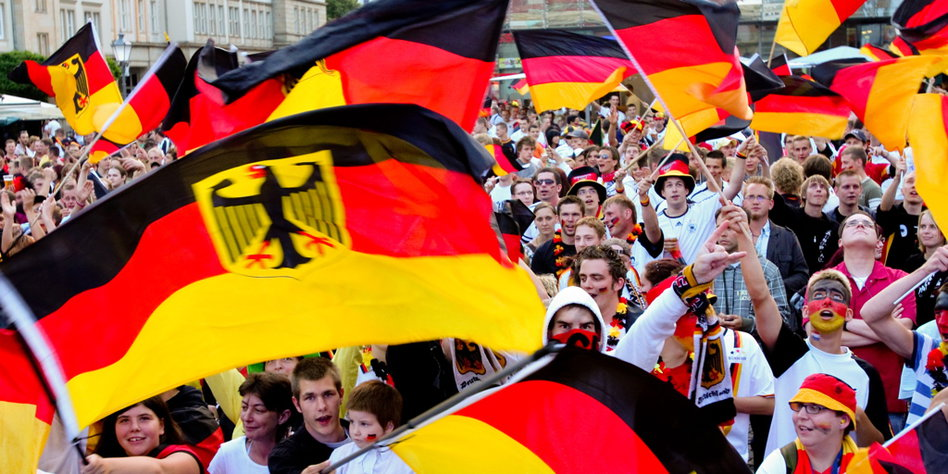 Deutsche in den arsch