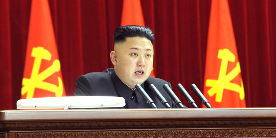 Nordkorea droht mit Atomschlag