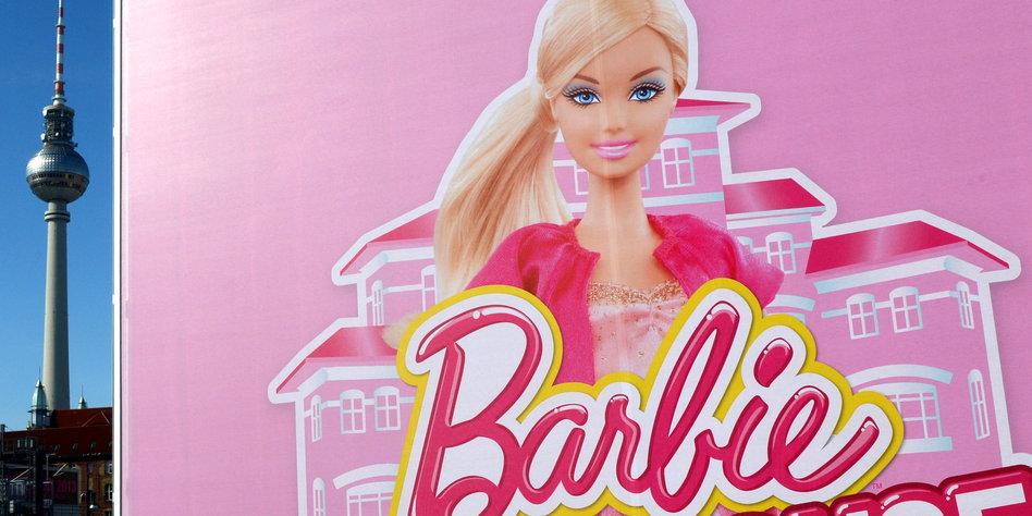 Barbie Dreamhouse In Berlin Sexistische Propaganda In