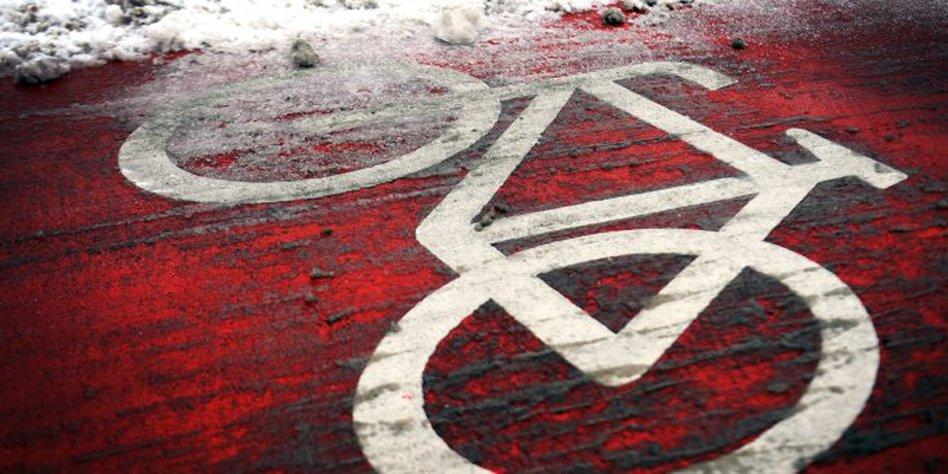 """""""Radwege sind gefährlich"""""""