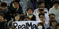 Real-Fans in Japan