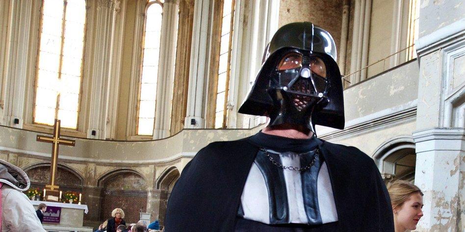 Kommentar Jediismus Als Religion Die Dunkle Seite Der Macht Taz De