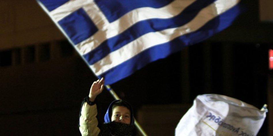 Pleite Griechen