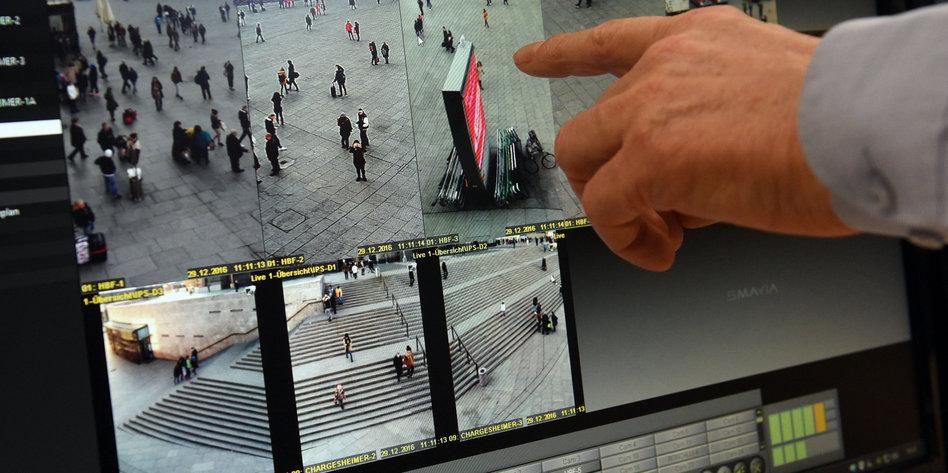 mehr videoüberwachung in deutschland