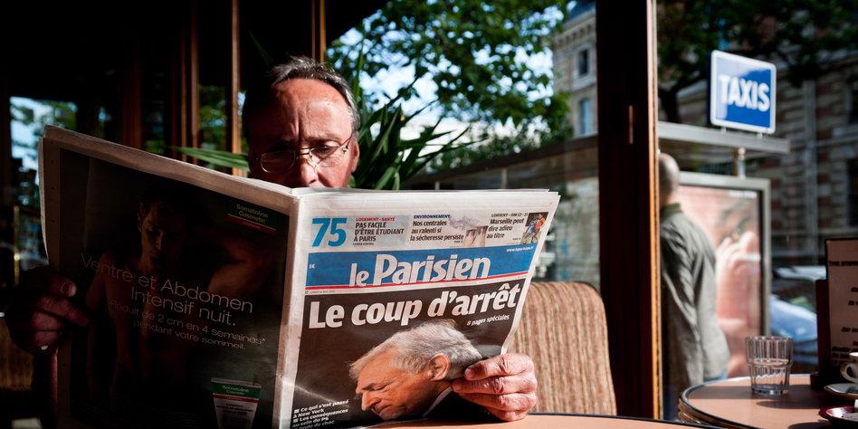 Franzose klischee Die Vorurteile