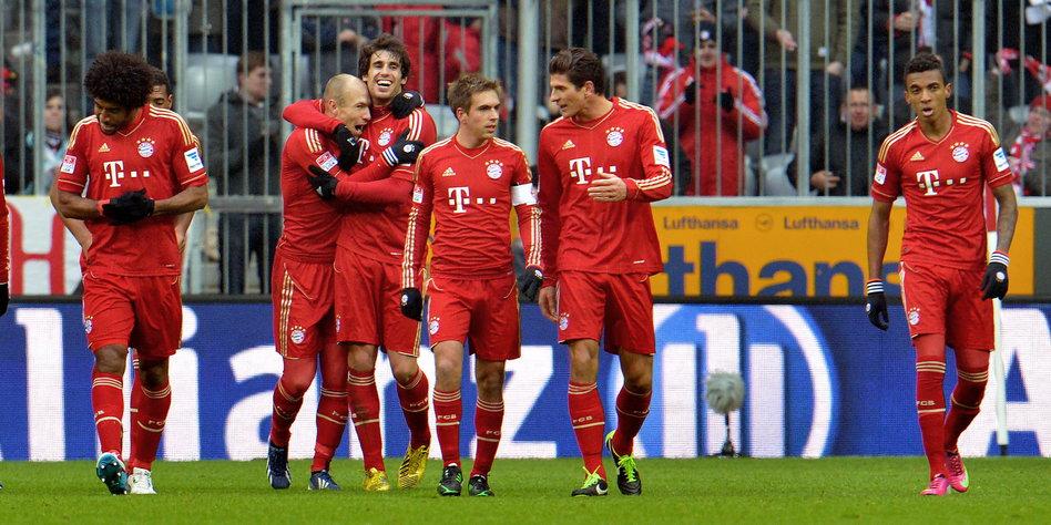 Bayern - Dortmund 2021