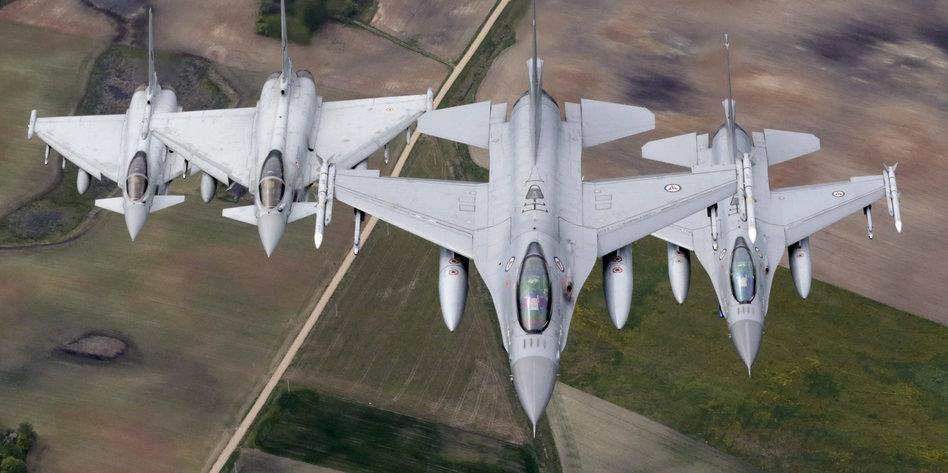 Waffenindustrie bekommt Geld vom Bundesbildungsministerium