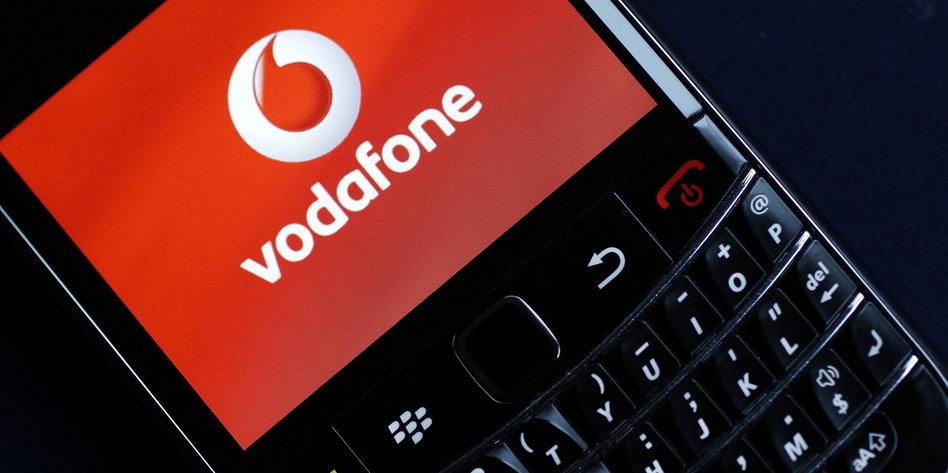 Vodafone Abgemahnt Grenzenlos Irreführend Tazde