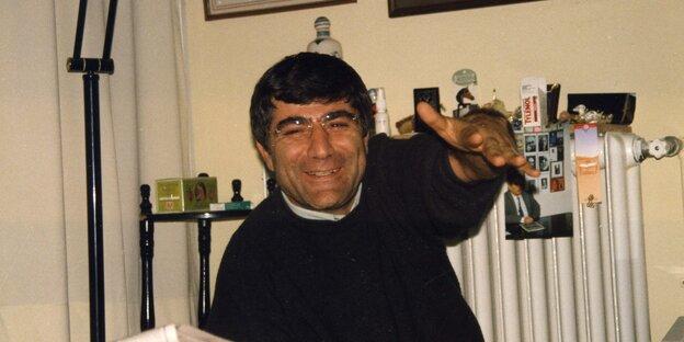 Hrant Dink anmasi