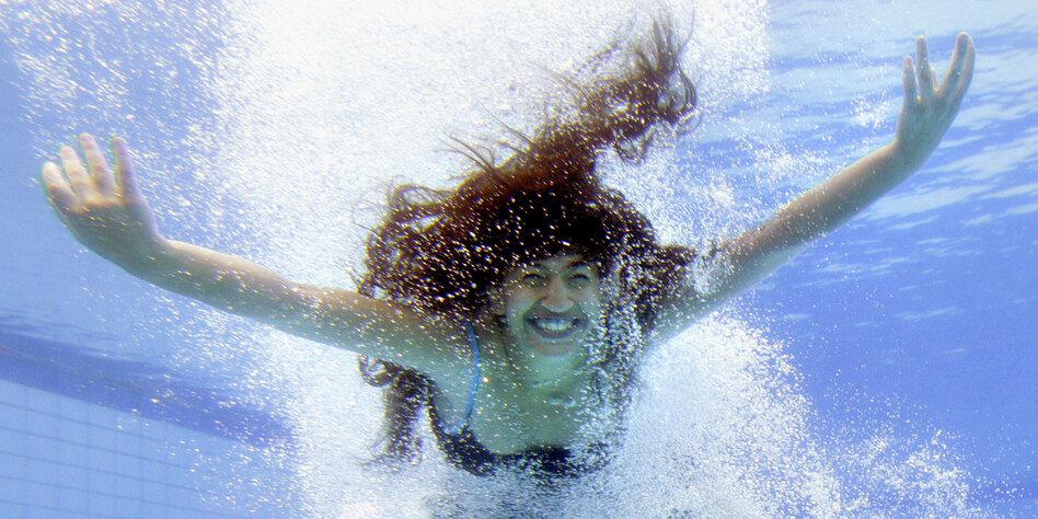 Erektion schwimmbad
