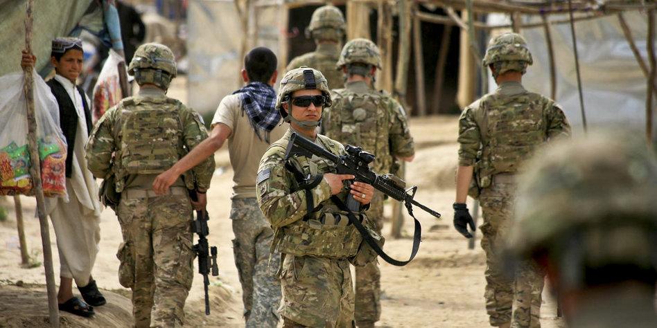 Kennenlernen soldaten Army