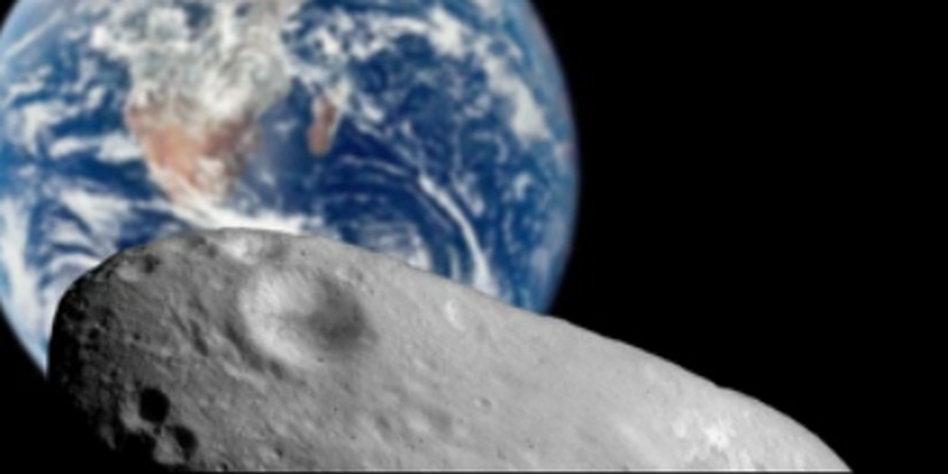 Nasa beobachtet Asteroiden : Knapp an der Erde vorbei - taz.de