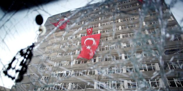 Ankara Polizei Hauptquartier