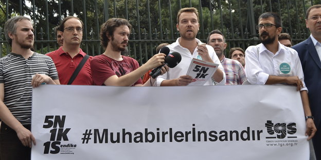 Mustafa Kuleli, Türkiye Gazeteciler Sendikasi Genel Sekreteri