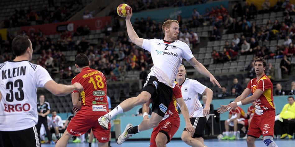 Handball Wm In Spanien Deutschland Steht Im Viertelfinale Tazde