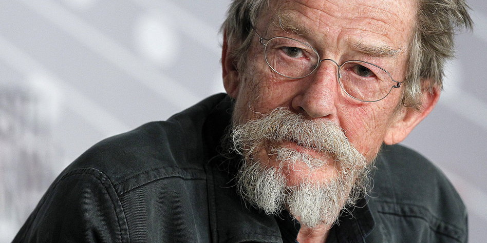 Sir John Hurt (†77): Der