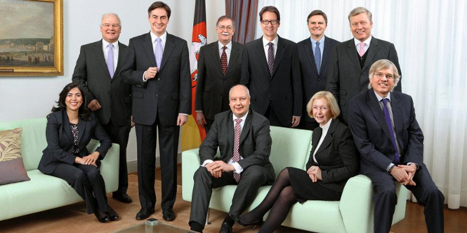 Kabinett Niedersachsen