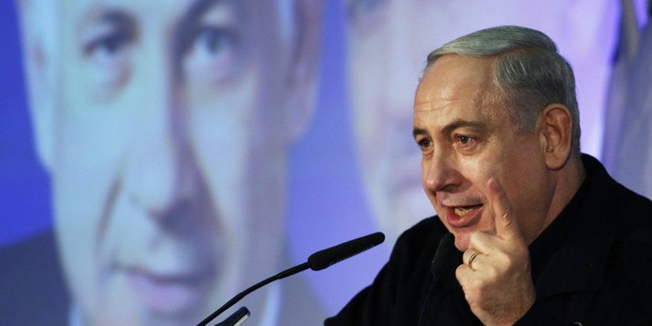 Wahlen Israel