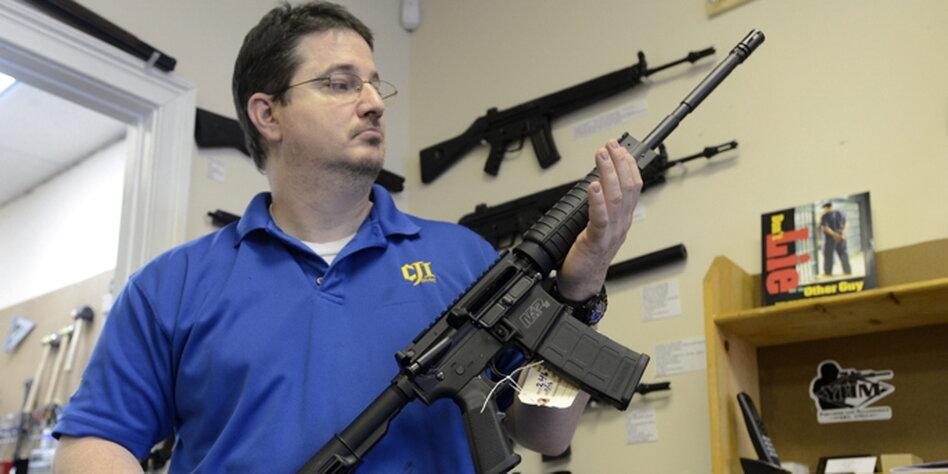 Legale Waffen Gegen Einbrecher