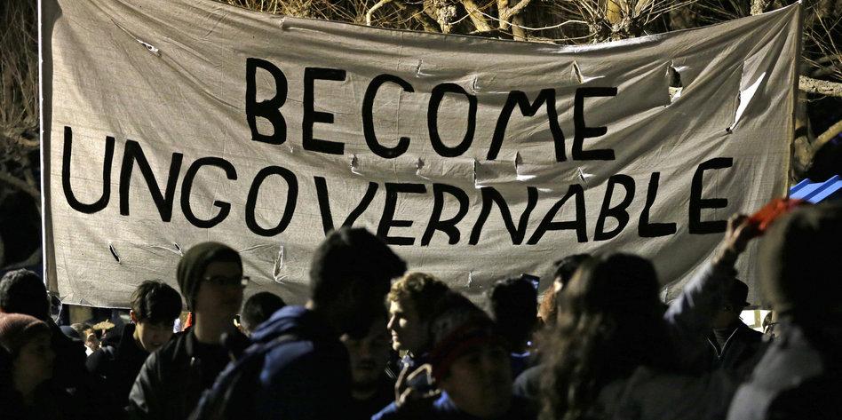 Protest an US-Universität Berkeley: Wütend gegen ...