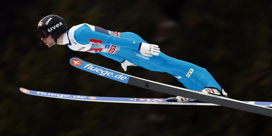 Skispringer Norwegen