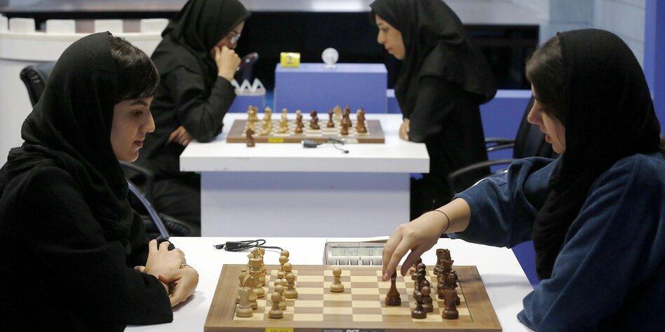 Iran kleidung fur frauen