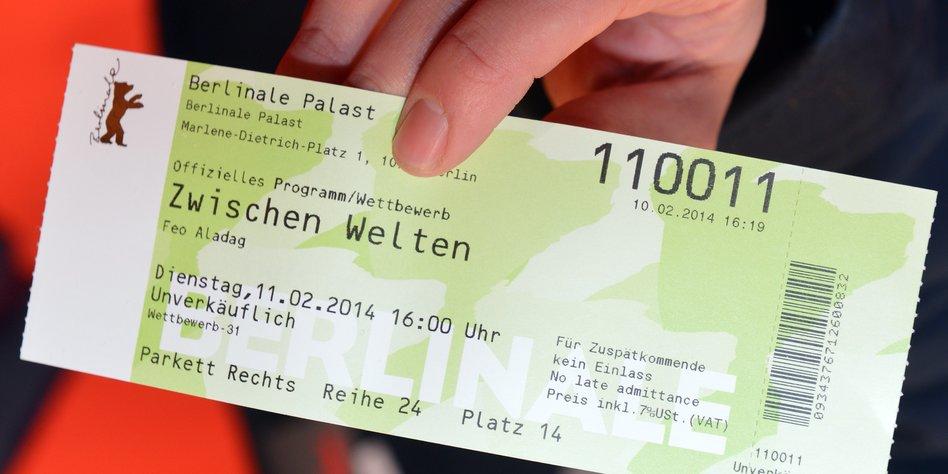 Berlinale Und Berliner Kinos Karte Zu Einer Fremden Welt Tazde