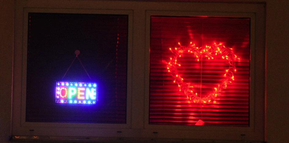 Grenze prostituierte tschechische Prostitution an